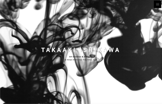TAKAAKI ISHIKAWA | design studio drop.