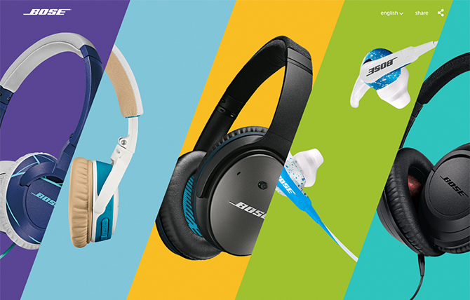 New From Bose