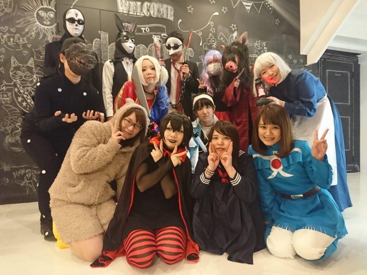 ハロウィンパーティーを開催しました!