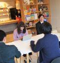 1月14日の「インターンシップ&仕事研究★LIVE」にドコドアが