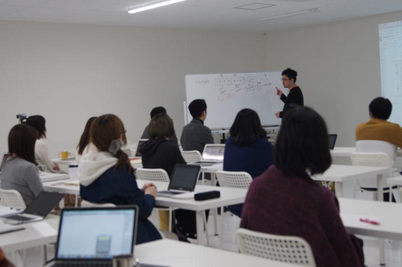 """4月8日全体会議「社内や社外の""""歴史""""から学び、成長を」"""