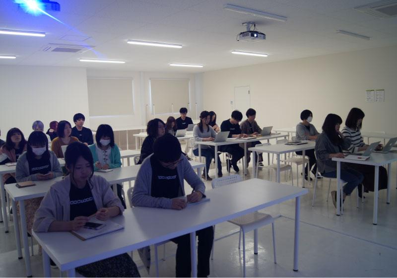 5月13日全体会議「AIに負けないスキルを身につける」
