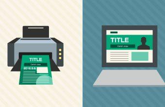 印刷物とWebデザインの違い