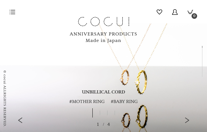 cocui – RING & ANNIVERSARY FRAME & PRESENT TICKET