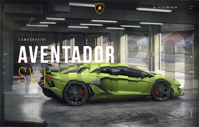 Lamborghini Porrentruy Switzerland | Garage Roland Affolter
