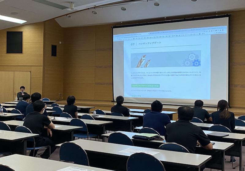「グローバルデジタル活用ワークショップ」にて、代表の本間が講演しました!