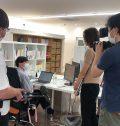 NST新潟総合テレビ「NST News タッチ」の取材について